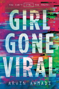 Girl Gone Viral, book cover