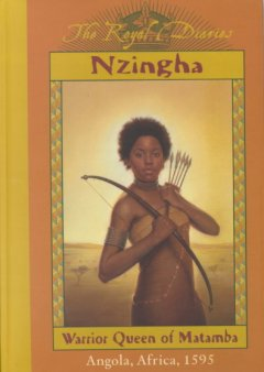 Nzingha, Warrior Queen of Matamba, book cover