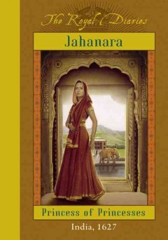Jahanara, Princess of Princesses , book cover