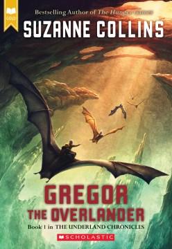 Gregor the Overlander, book cover