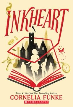 Inkheart, bìa sách