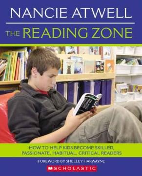 The Reading Zone, portada del libro