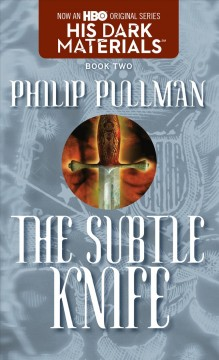 The Subtle Knife, book cover