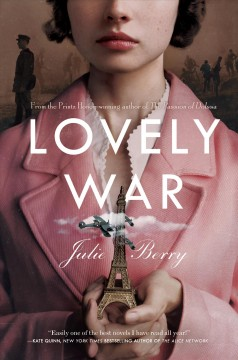 The Lovely War, book cover