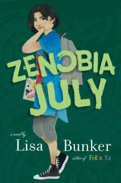 Zenobia July, portada del libro