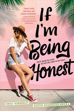 If I'm Being Honest, book cover
