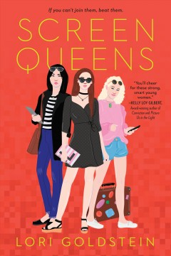 Screen Queens, book cover