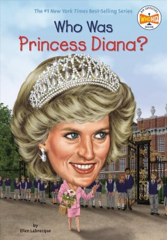 Who Was Princess Diana?, book cover
