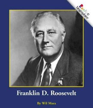 Franklin D. Roosevelt, portada del libro