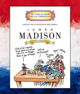 James Madison, portada del libro