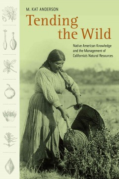 Tending the Wild, book cover