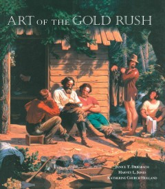 Art of the Gold Rush, book cover