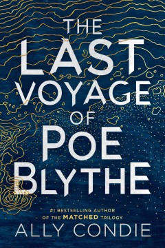 The Last Voyage of Poe Blythe,, book cover