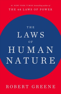 The Laws of Human Nature, book cover