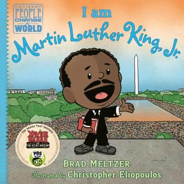 Soy Martin Luther King, Jr, portada del libro