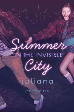 Summer in the Invisible City, book cover