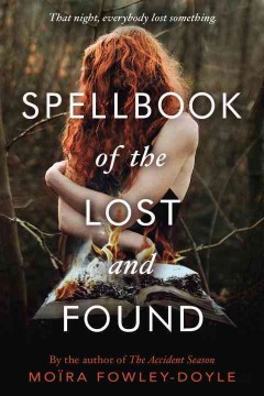 Spellbook of the Lost and Found, book cover