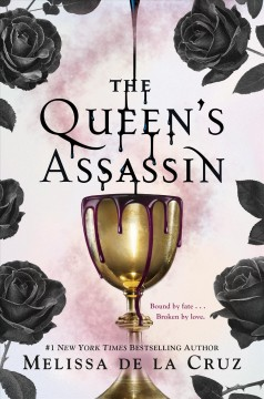 The Queen's Assassin, book cover