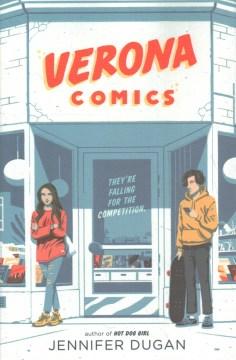 Verona Comics, book cover