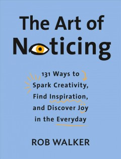 The Art of Noticing, book cover