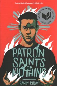 Patron Saints of Nothing, portada del libro