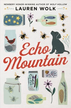 Echo Mountain / by Lauren Wolk.