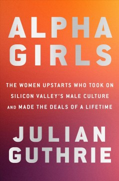 Alpha Girls, book cover