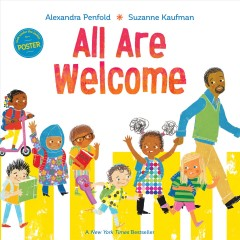 All are welcome / by Alexandra Penfold, Suzanne Kaufman