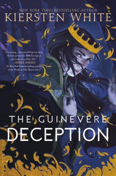 The Guinevere Deception, book cover