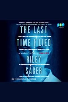 Last Time I Lied – Riley Sager