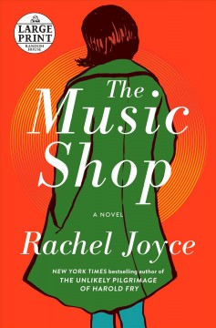 The Music Shop: A Novel, portada del libro