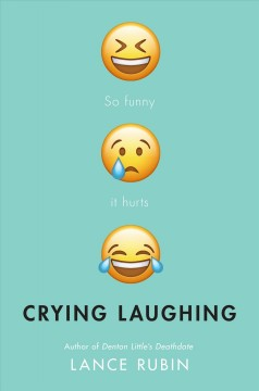 Crying Laughing, book cover