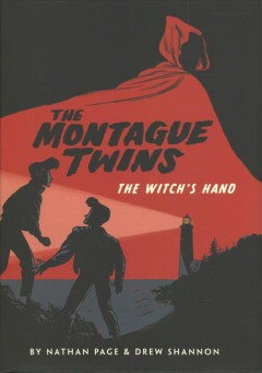 The Witch's Hand, book cover