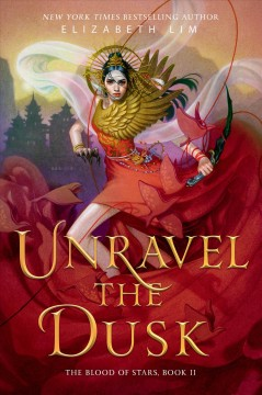 Unravel the Dusk, book cover
