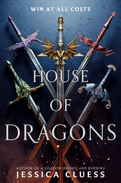 House of Dragons, book cover