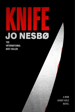 Knife by Jo Nesbo