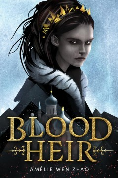 Blood Heir, book cover