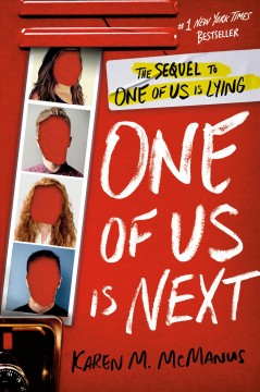 One of Us is Next by Karen M. McManus (ebook)