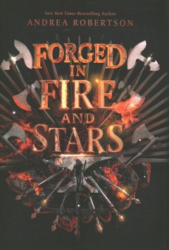 Forged in Fire and Stars, book cover