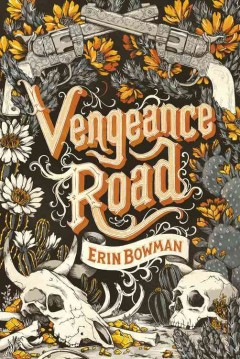 Vengeance Road, book cover