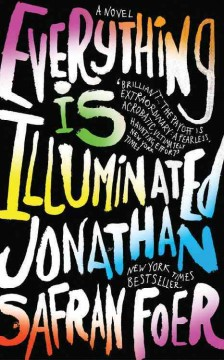 Everything Is Illuminated, book cover