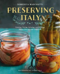 Preserving Italy , book cover