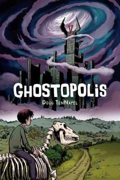 Ghostopolis, book cover