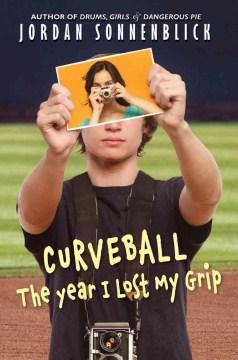 Curveball, el año en que perdí el control, portada del libro