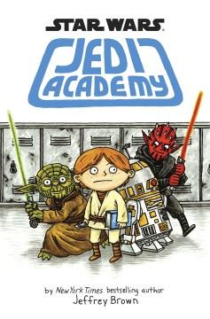 Academia Jedi, portada del libro