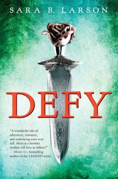 Defy, book cover