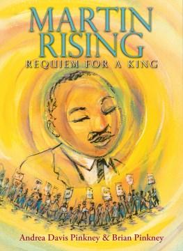 Martin Rising: Requiem for a King, portada del libro