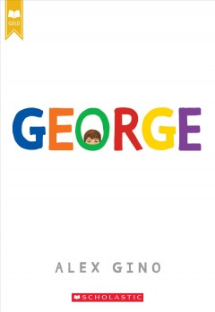 George, book cover