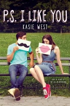 P.S. I Like You, book cover