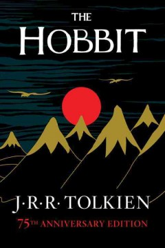 The Hobbit, or There and Back Again, book cover